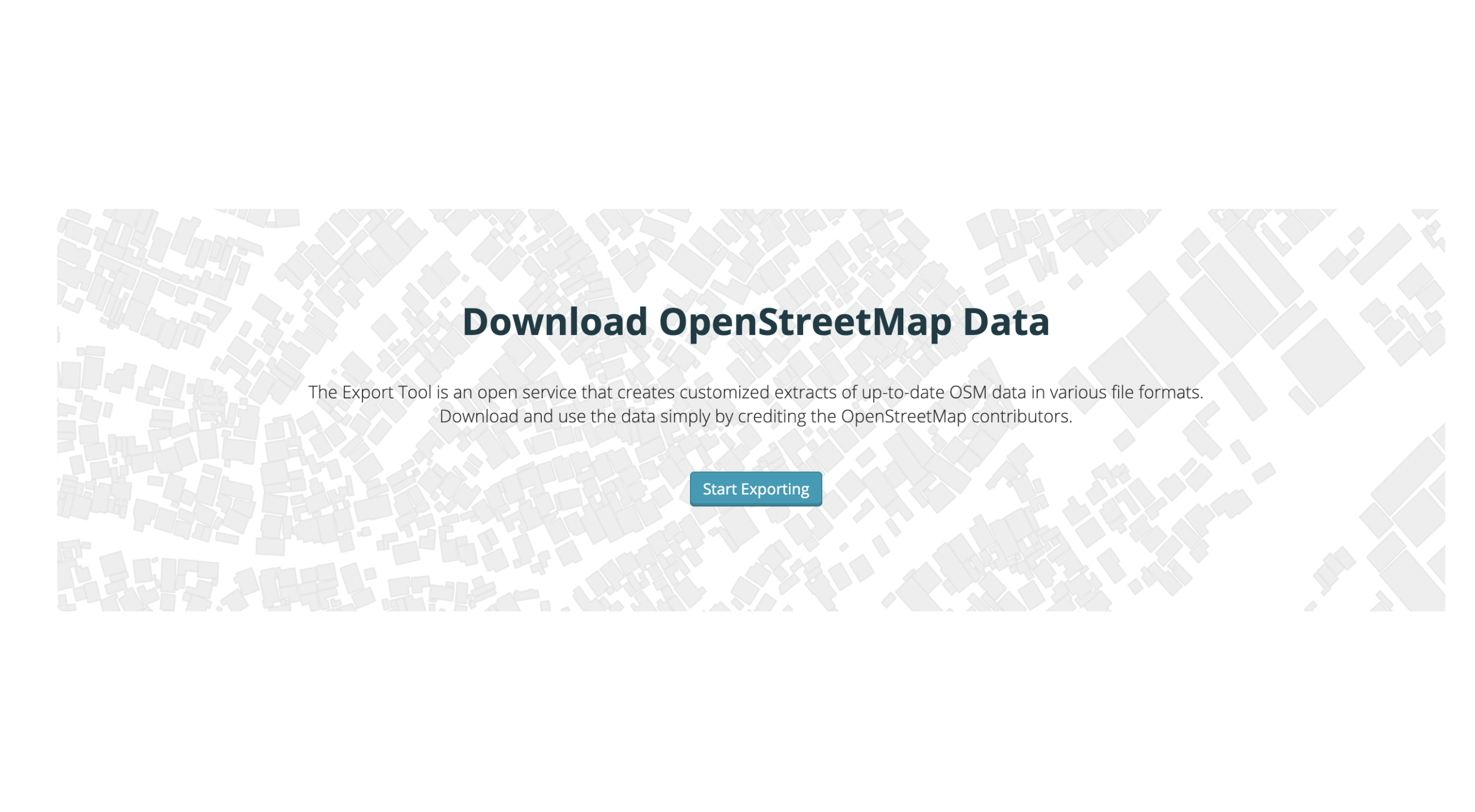 Humanitarian OpenStreetMap Team | How We're Making it Easier
